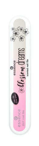 essence blossom dreams scented nail file