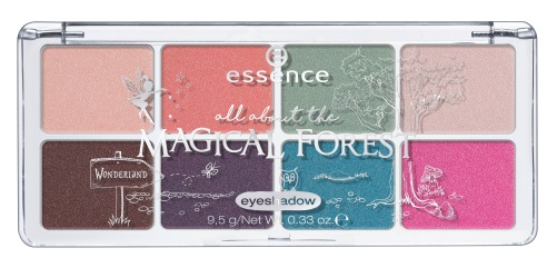 essence all about the magical forest eyeshadow 07